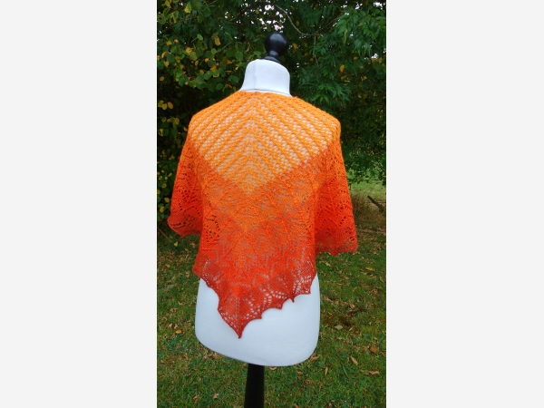 filé main, handspun, made in auvergne, knitting, tricot, dentelle, lace